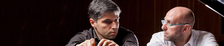 Schiavo Marchegiani Piano Duet
